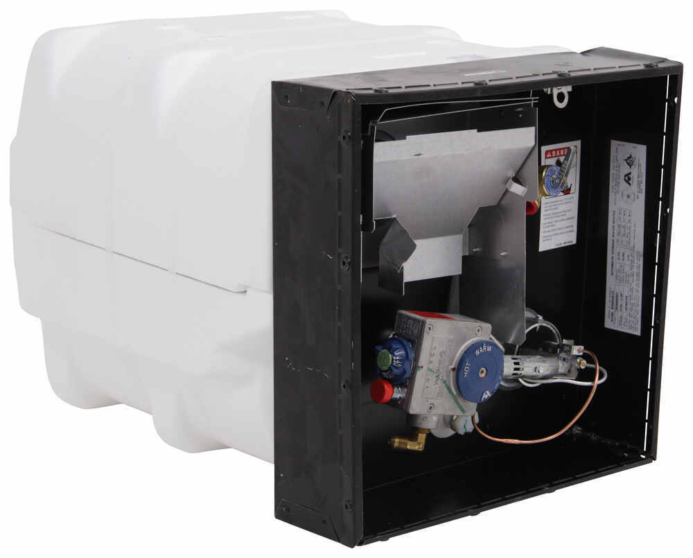 Atwood RV Water Heater - Gas - Manual Pilot - 12 Volt