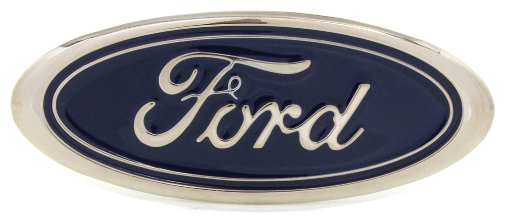 AUT-FOR-C - Oval Au-Tomotive Gold Hitch Covers