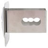 AUT-RAMOEM-C - Stainless Steel Au-Tomotive Gold Hitch Covers