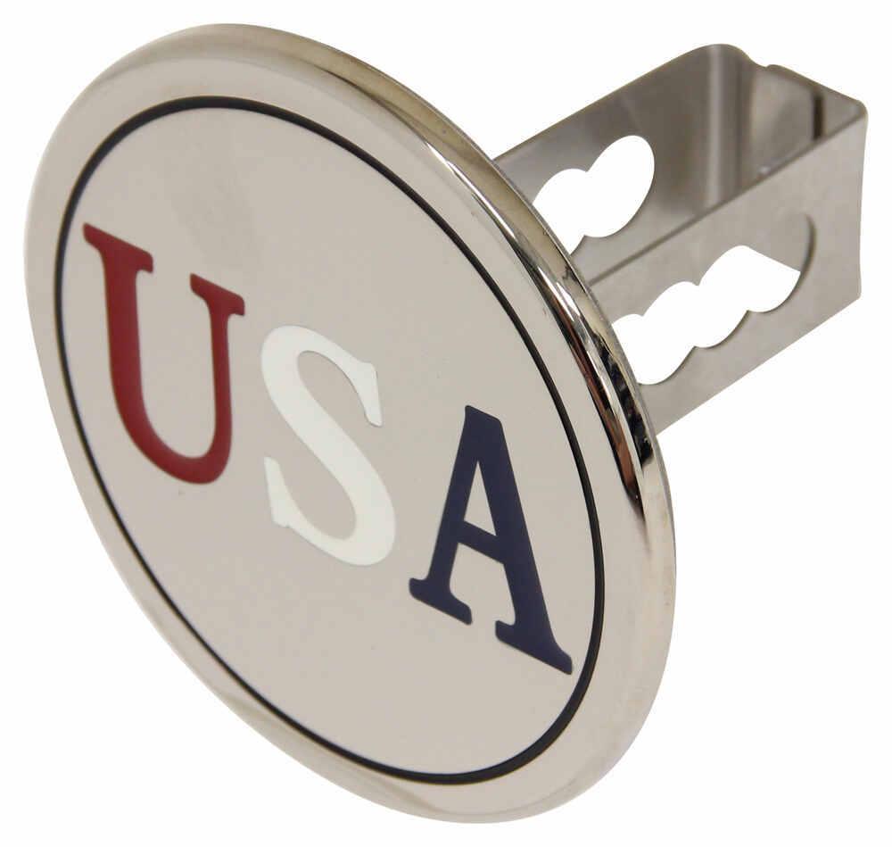 Hitch Covers AUT2-USA-C - Standard - Au-Tomotive Gold