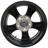 "Aluminum Viking Series Valhalla Trailer Wheel - 15"" x 5"" - 5 on 4-1/2 - Silver Spoke AX02550545BMMFL"