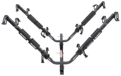 Allen Sports 3-Bike Hitch Mount Rack with 1.25//2-Inch Receiver FASTSHIP NEW