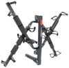 lets go aero hitch bike racks hanging rack platform 4 bikes bikewing t4 2+2 4-bike - 2 inch hitches folding horizontal wheel mount