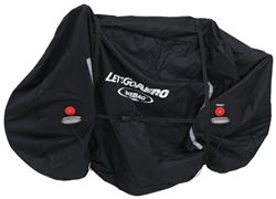 BikeBag for Lets Go Aero VRack Hitch Mounted Bike Racks - 2 Bikes