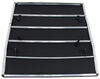 Bestop EZ Fold Folding Tonneau Cover Top of Bed Rails - Covers Stake Pockets B1621901