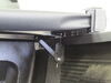 B1624001 - Top of Bed Rails - Covers Stake Pockets Bestop Fold-Up Tonneau on 2016 Ram 2500