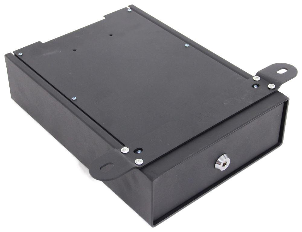 Jeep Wrangler Bestop Underseat Locking Storage Box For