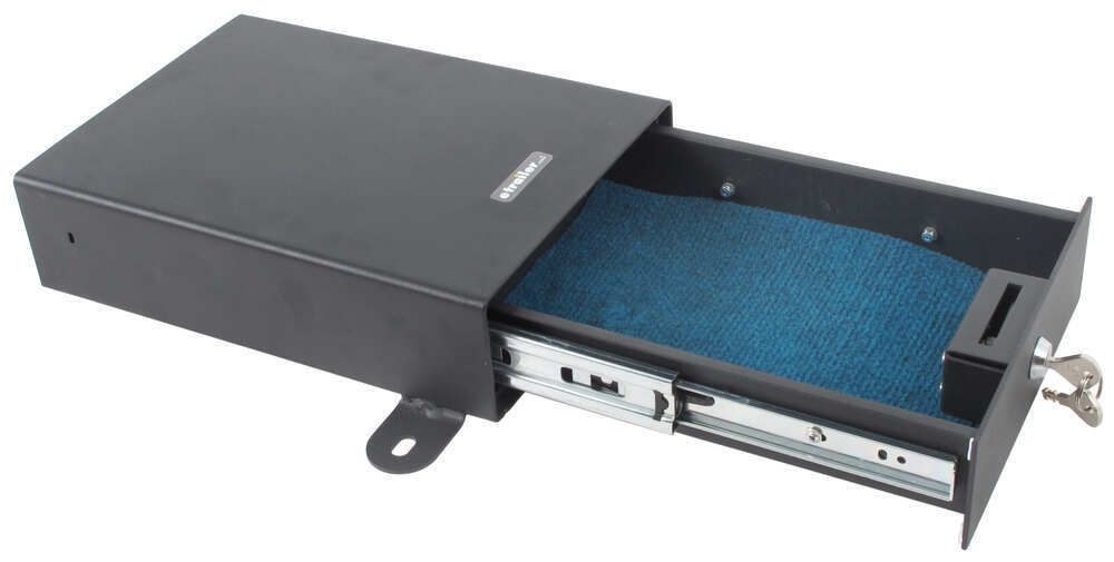 2004 Dodge Ram Pickup Bestop Underseat Locking Storage Box