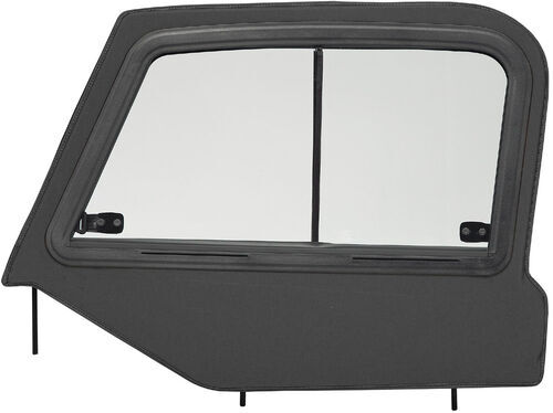 B5178715 - Black Bestop Jeep Doors