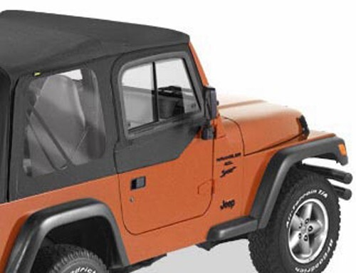 Bestop Jeep Doors - B5178735