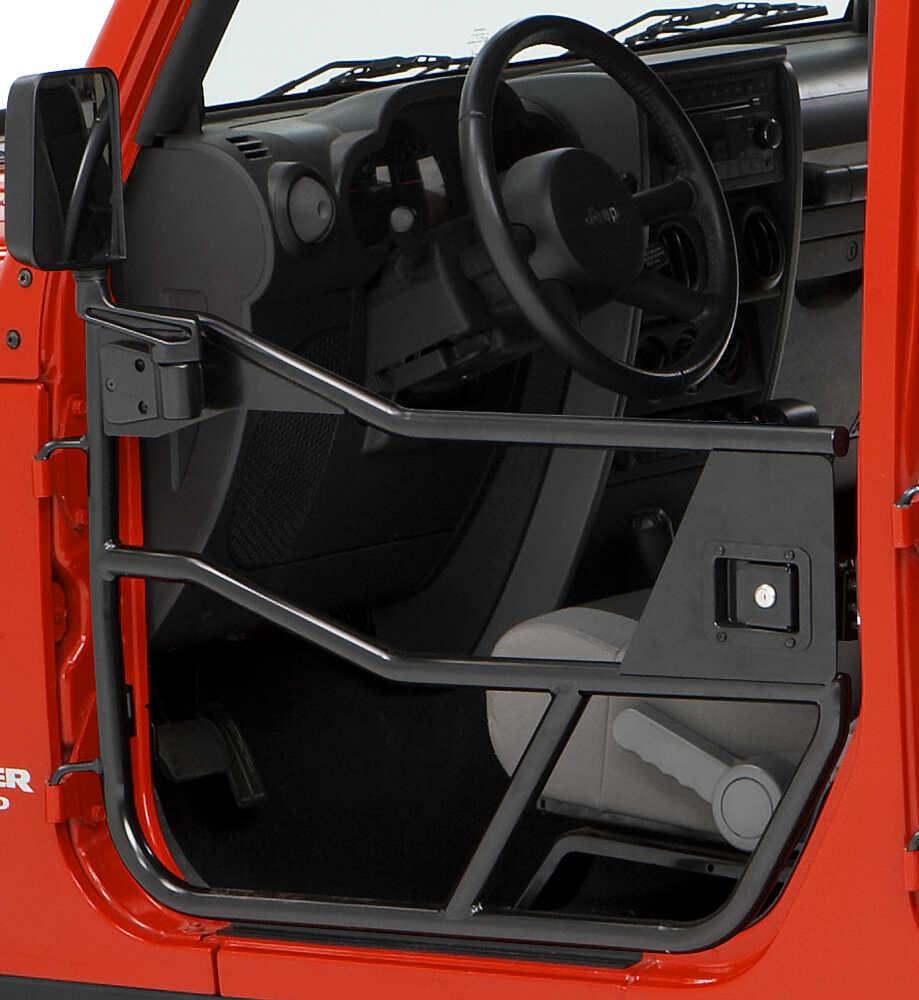 Bestop Highrock 4x4 Element Front Doors 1980 1995 Jeep