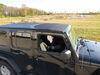 Bestop Sunrider for Jeep Hard Top - Black Diamond Sailcloth 23 Oz B5245035