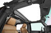 Bestop Sunrider for Jeep Hard Top - Black Diamond Sailcloth Soft Top B5245035