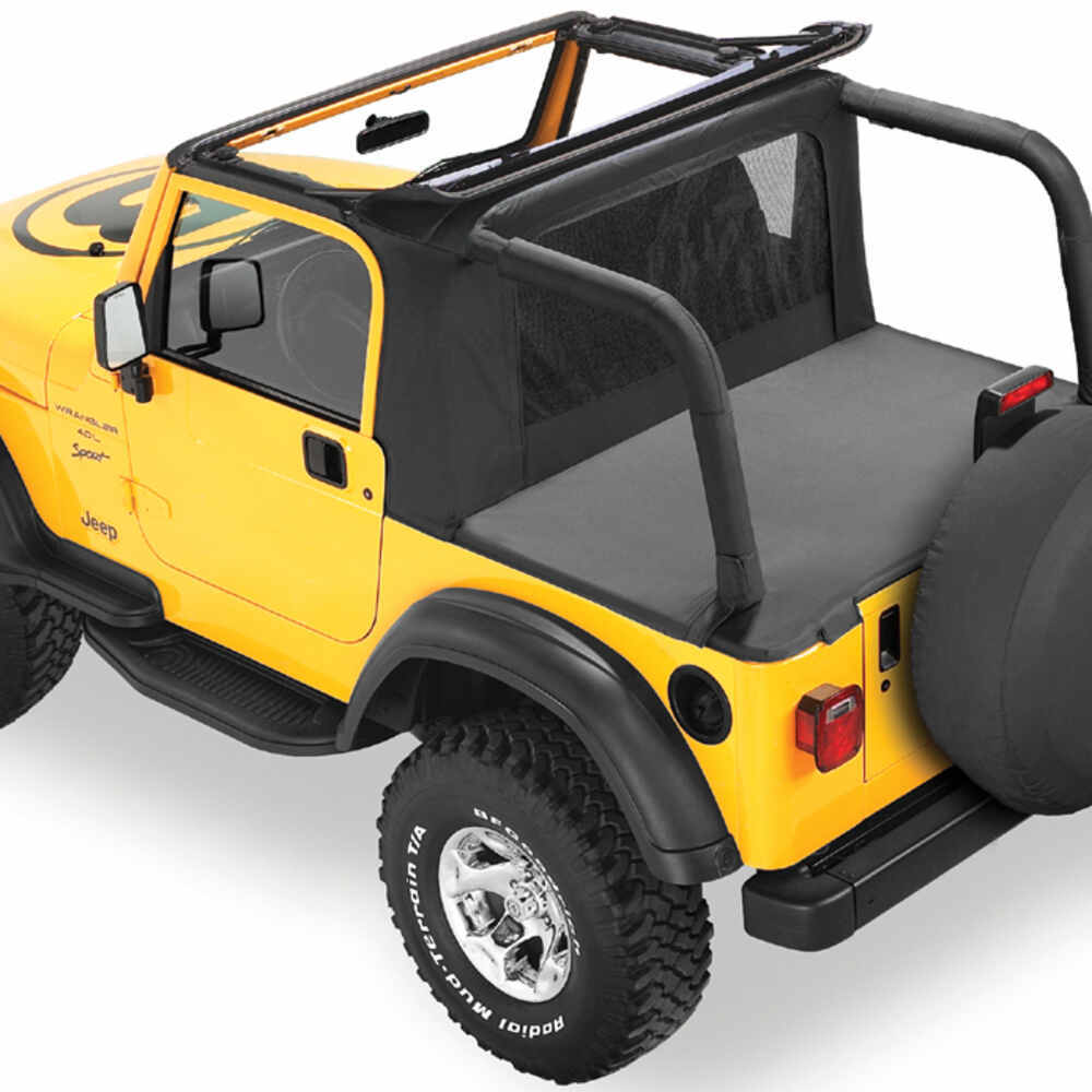 Best Top For Jeep: 2001 Jeep Wrangler Jeep Tops