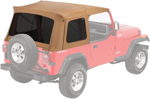 Bestop Replacement Skin For Supertop Jeep Soft Top Spice