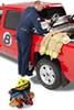 Bestop TrekStep - Side Mounted Truck Step - Aluminum - Driver or Passenger Side Slide-Out Step B7541715