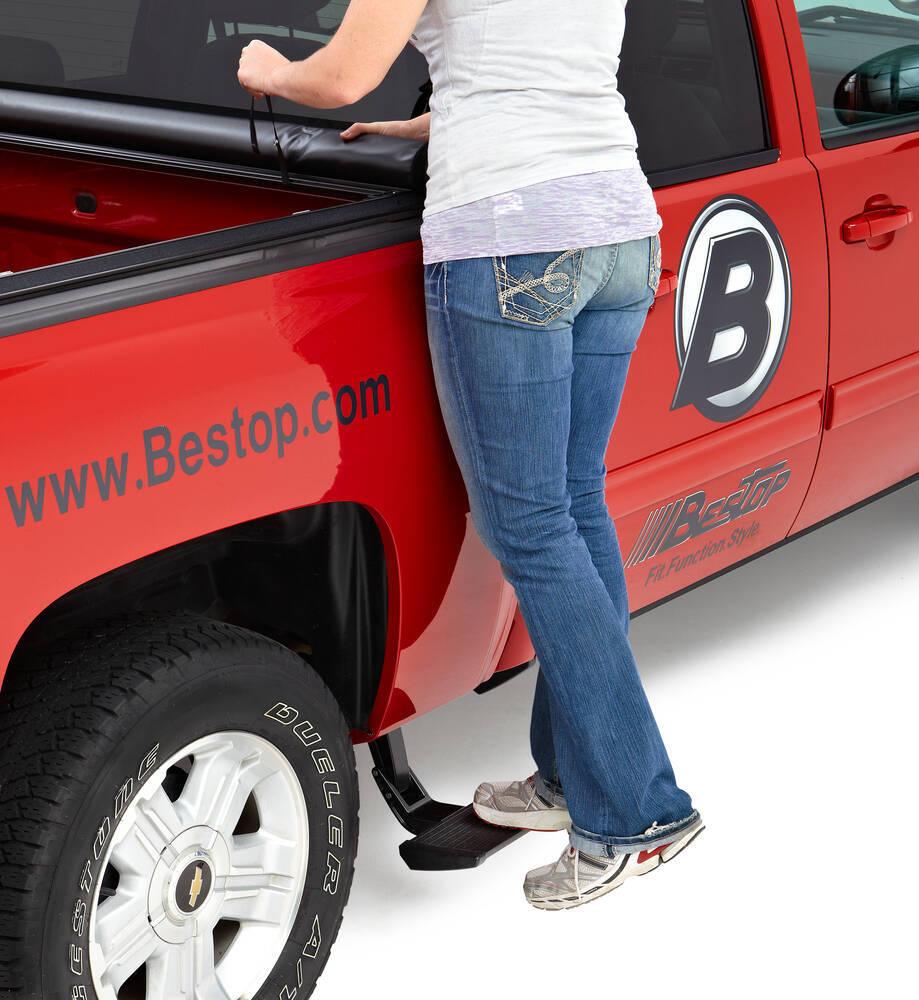 2018 Ram 1500 Bestop Trekstep Side Mounted Truck Step Aluminum Wiring Diagram Driver Or Passenger