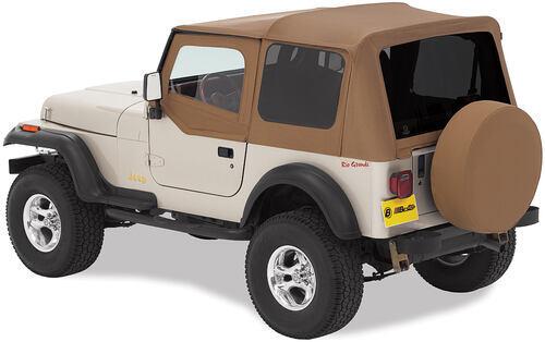 1991 Jeep Wrangler Jeep Tops
