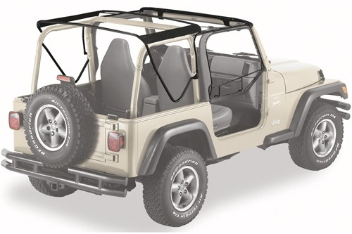 2000 jeep wrangler bestop sailcloth replace a top for jeep. Black Bedroom Furniture Sets. Home Design Ideas