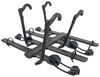 "Kuat NV 2.0 Base 4-Bike Platform Rack - 2"" Hitches - Tilting - Matte Black"