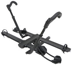 "Kuat NV 2.0 Base 2-Bike Platform Rack - 2"" Hitches - Aluminum - Tilting - Matte Black"