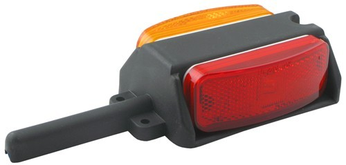 Right Fender Clearance Trailer Light  Prewired