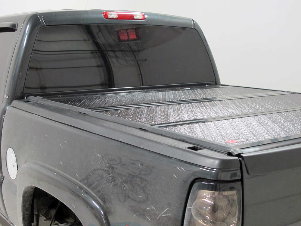Bakflip Fibermax Hard Tonneau Cover Folding Aluminum