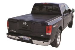 BAKFlip FiberMax Hard Tonneau Cover - Folding - Aluminum and Fiberglass