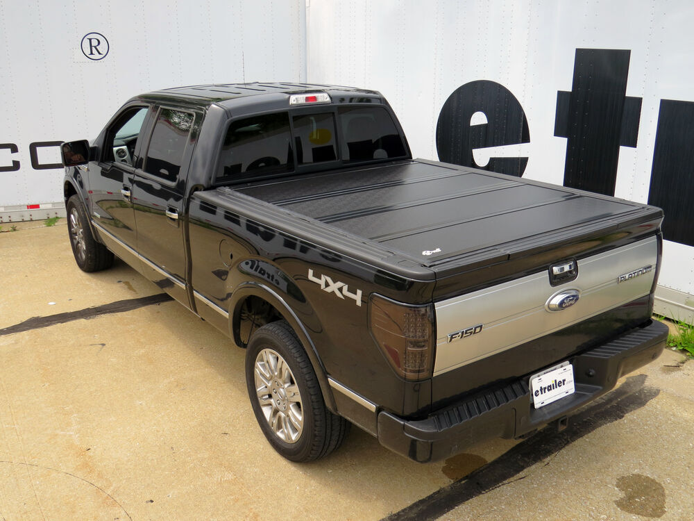Ford F Folding Bed Cover