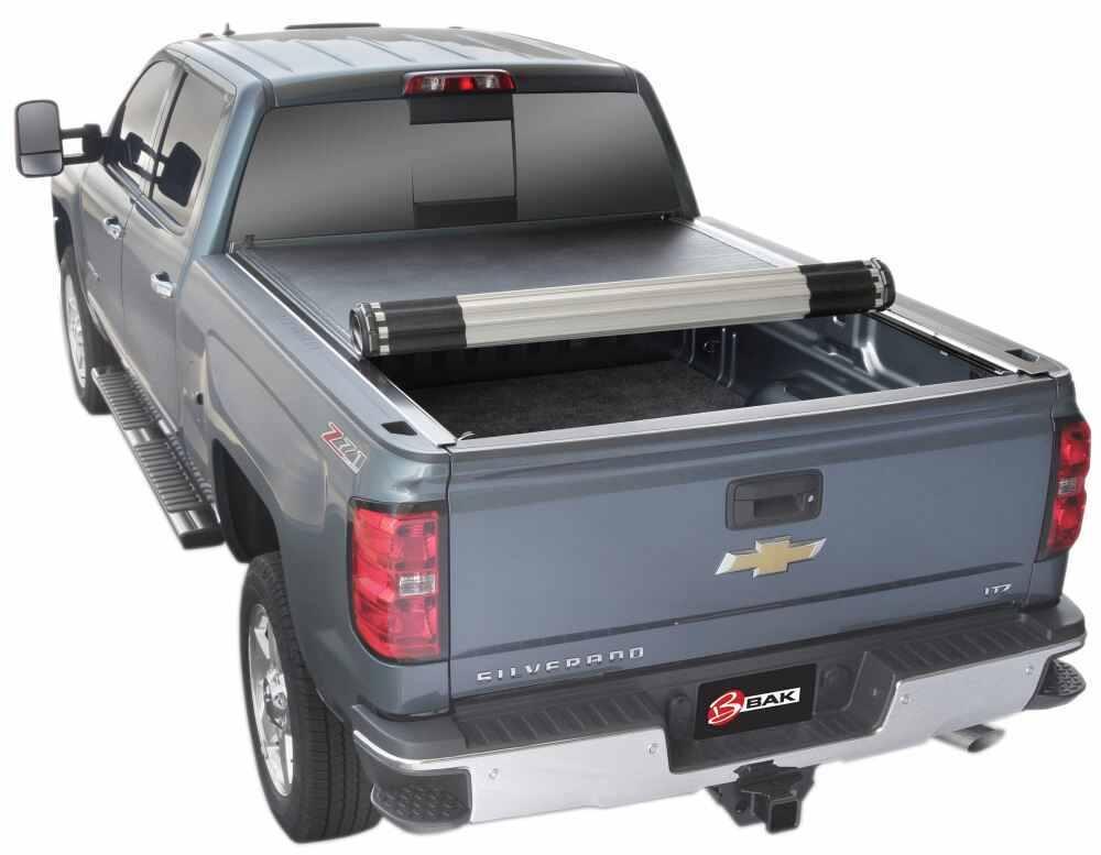 Chevy Silverado Bed Cover Removal