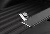 BAK Revolver X4 Hard Tonneau Cover - Roll Up - Aluminum and Vinyl - Matte Black Inside Bed Rails BAK79121