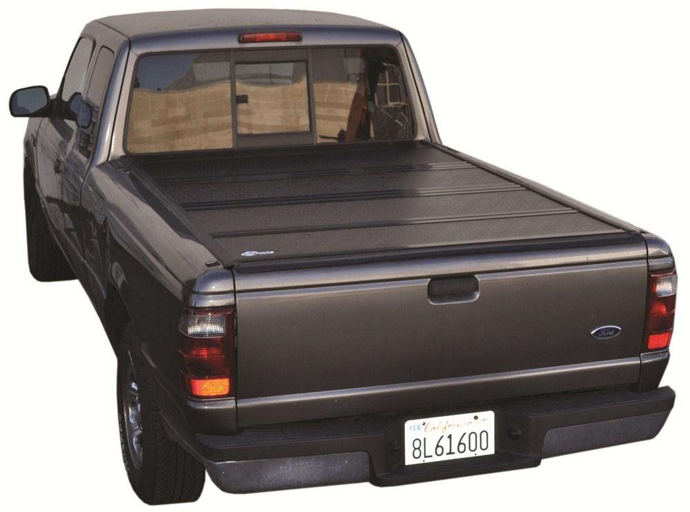 Ford Ranger Bakflip G2 Hard Tonneau Cover Folding Aluminum