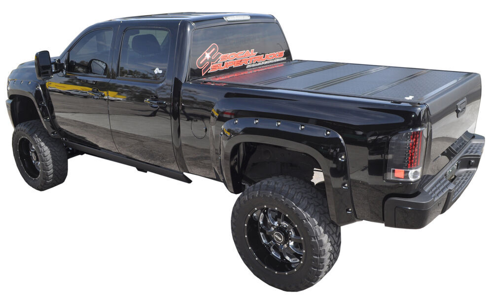 Back Flip Cover >> 2016 GMC Sierra 2500 Tonneau Covers - BAK Industries