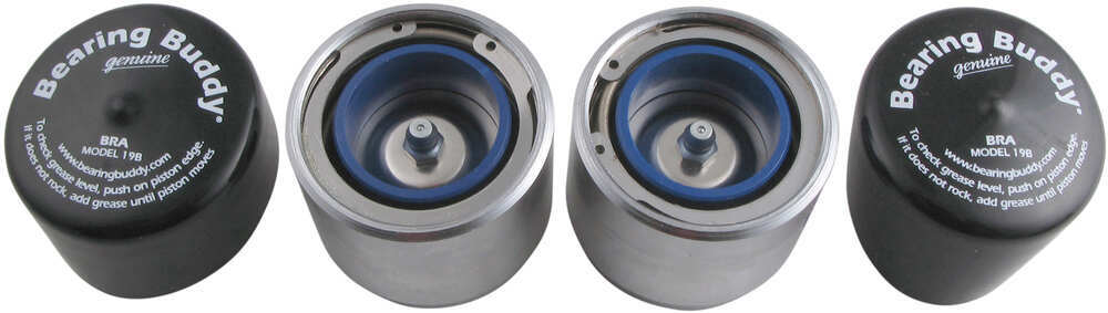 Trailer Bearings Races Seals Caps BB1980A - Bearing Protector Grease Cap - Bearing Buddy