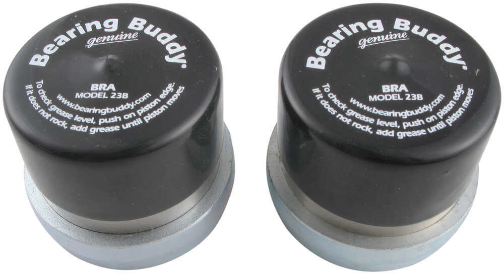 Bearing Buddy Bearing Protectors - Model 2562SS - Stainless Steel (Pair) 2.562 Inch BB2562SS