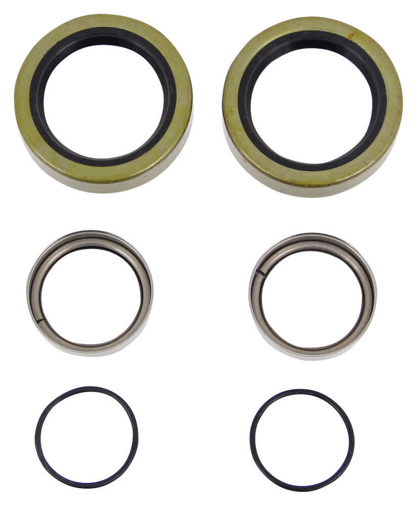 Trailer Bearings Races Seals Caps BB60005 - Grease Seals - Double Lip - Bearing Buddy