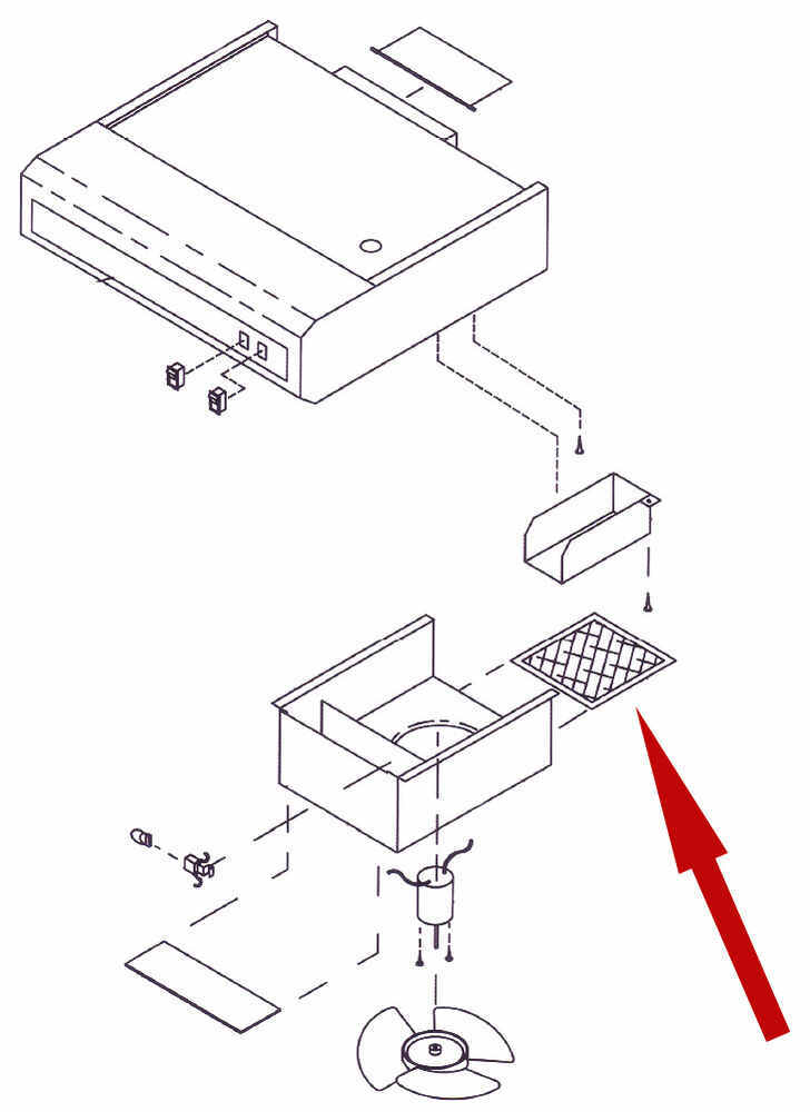 how to clean hood fan grease traps