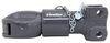 "Bulldog Collar-Lok Coupler - Gray - Adjustable Channel Mount - 2-5/16"" Ball - 12,500 lbs 12500 lbs GTW BD028585"