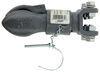BD028585 - 12500 lbs GTW Bulldog Adjustable Trailer Coupler