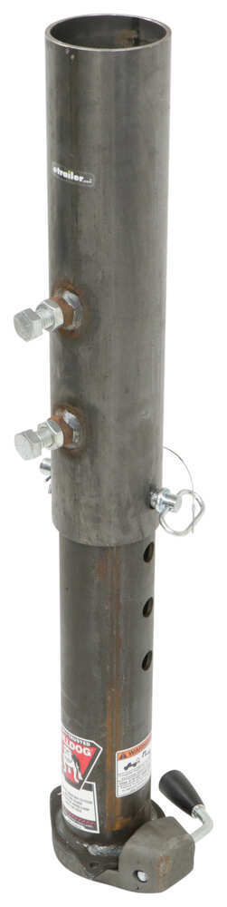 Bulldog Coupler with Outer and Inner Tube - BD1289030300