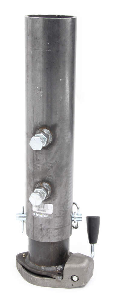 BD1289080300 - 2-5/16 Inch Gooseneck Ball Bulldog Coupler with Outer and Inner Tube