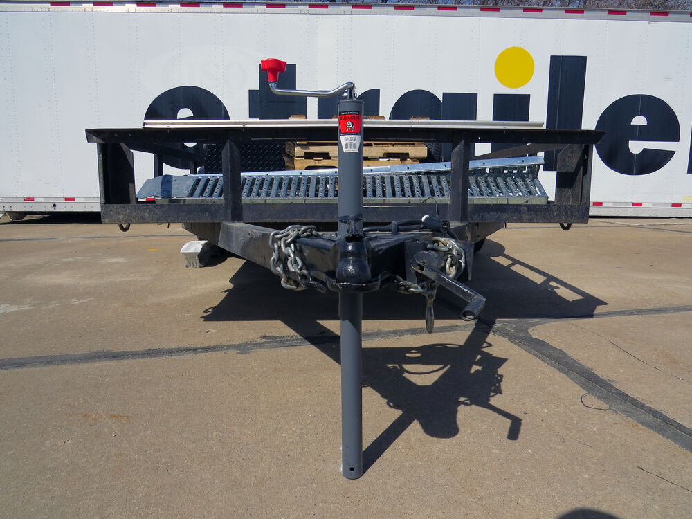bulldog trailers bulldog round a frame jack topwind 15 quot lift 2 000 5941