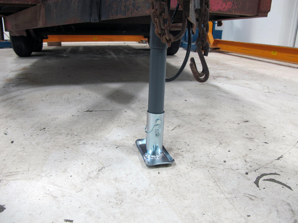 bulldog trailers bulldog round a frame jack topwind 15 quot lift 5 000 4508