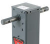 "Bulldog Square Jack - Drop Leg w/ Non-Spring Return - Sidewind - 26"" Lift - 10,000 lbs 10000 lbs BD182411"