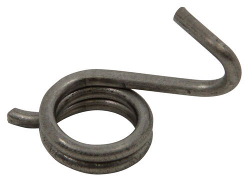 Spring Hitch Coupler : Replacement torsion spring for bulldog gooseneck coupler