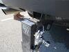 0  hitch locks bulldog standard pin lock in use