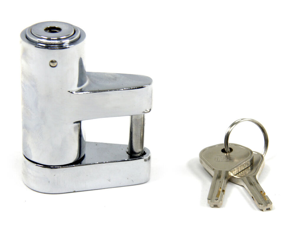Hitch Locks Pin Style : Bulldog lifelong trailer coupler lock trigger latch