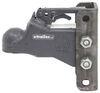Bulldog 8000 lbs GTW Adjustable Trailer Coupler - BDA2003C0317