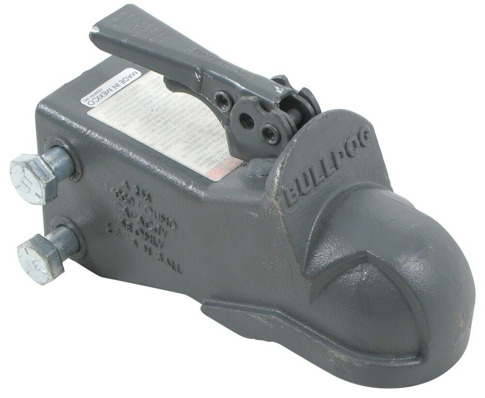 BDA256C0317 - 14000 lbs GTW Bulldog Coupler Only