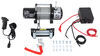 Bulldog Winch Utility Winch - Wire Rope - Roller Fairlead - 6,000 lbs Load Holding Brake BDW10004